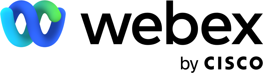 Webex by Cisco - logo